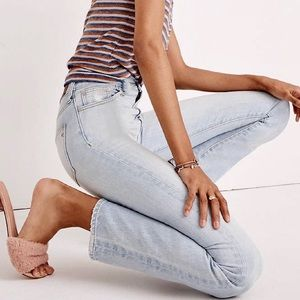Madewell the Perfect Vintage Jean in Fitzgerald